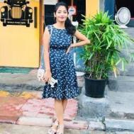 Shivangi G. Zumba Dance trainer in Delhi