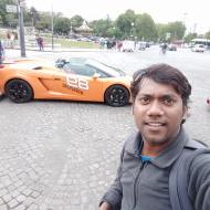 Arul Suju Ajax trainer in Chennai
