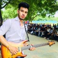Jatin Kapoor Guitar trainer in Delhi
