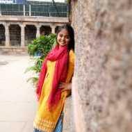 Aishwari S. Web Designing trainer in Ahmedabad
