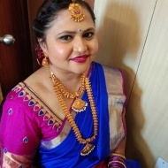 Shashishree Makeup trainer in Bangalore