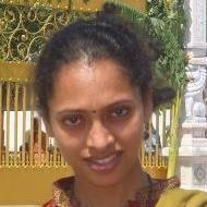 Deepsikha S. BSc Tuition trainer in Bangalore