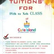 Suvendu Lenka Class 9 Tuition trainer in Hyderabad