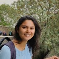Ruchi French Language trainer in Delhi