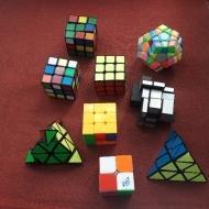 Jayachandran Andikad Rubik's cube trainer in Hyderabad