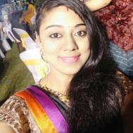 Aishwarya A. BTech Tuition trainer in Chennai