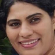 Preethy M. Handwriting trainer in Bangalore