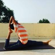 Suneel Kumar Jangid Yoga trainer in Jaipur