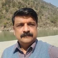 Pramod Goyal Class 12 Tuition trainer in Gurgaon