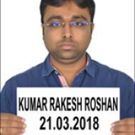 Kumar rakesh roshan NEET-UG trainer in Delhi