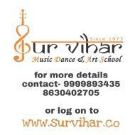 Sur Vihar (school of music dance and art) Vocal Music institute in Gurgaon
