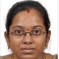 Saranya T. Tamil Language trainer in Coimbatore