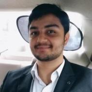 Shubhank Sharma CA trainer in Delhi