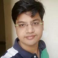 Sudhanshu IBPS Exam trainer in Gurgaon