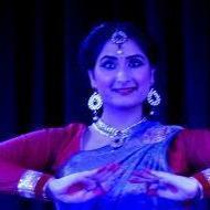 Anubha S. Dance trainer in Delhi