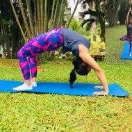 Neha G. Yoga trainer in Mumbai