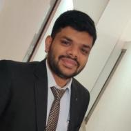Shubham Vyas Class 11 Tuition trainer in Moradabad
