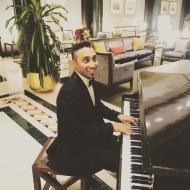 Adrian Joshua Keyboard trainer in Bangalore