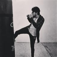 Vishal Kapoor Kickboxing trainer in Delhi