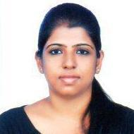 Jeevna R. Pharmacy Tuition trainer in Bangalore