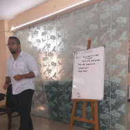 Damian Micky Dungdung Soft Skills trainer in Ranchi