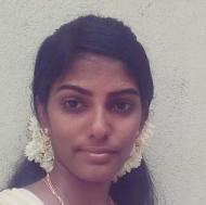 Shamili G. BSc Tuition trainer in Chennai