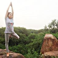 Sanjana S. Yoga trainer in Delhi