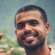 Deepak Kumar Yoga trainer in Chandigarh