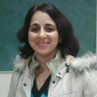 Vandna M. BSc Tuition trainer in Panchkula