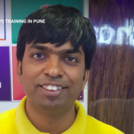 Deepak Kumar DevOps trainer in Pune
