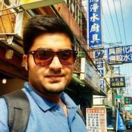 Akshit Mehta Chinese Language trainer in Delhi