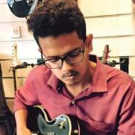 Sourya Chatterjee Guitar trainer in Byagadadhenahalli
