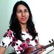 Suman C. Violin trainer in Bangalore