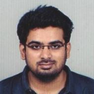 Srihas Velpuri Class 11 Tuition trainer in Bangalore