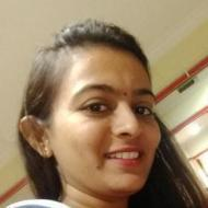 Urvi S. Drawing trainer in Bangalore