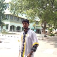 MADHUSUDHAN R M BTech Tuition trainer in Chennai