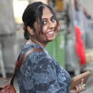 Sanjana E. Class 12 Tuition trainer in Mumbai