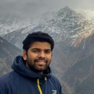Naveen Python trainer in Noida