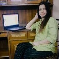 Vandana T. Spoken English trainer in Delhi