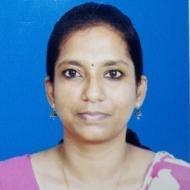 Divyalakshmi S. Class 12 Tuition trainer in Chennai