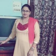 Soumya M. Nursery-KG Tuition trainer in Jamshedpur