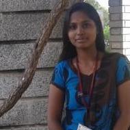 Bharathi S. .Net trainer in Chennai