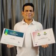 Sushant Dabholkar Zumba Dance trainer in Mumbai