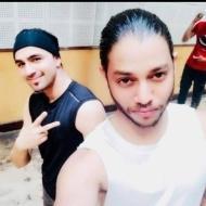 Rahul Kapoor Zumba Dance trainer in Delhi