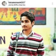 Faizan Ansari Class I-V Tuition trainer in Delhi
