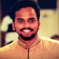 Rakshith K. Class 12 Tuition trainer in Hyderabad