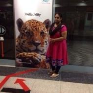 Divya S. C Language trainer in Chennai
