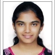 Charishma C. MBA trainer in Bangalore