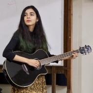 Yashashree U. Guitar trainer in Mumbai