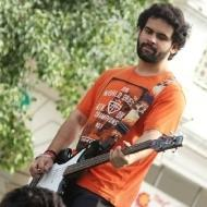 Rohit Chauhan Guitar trainer in Delhi